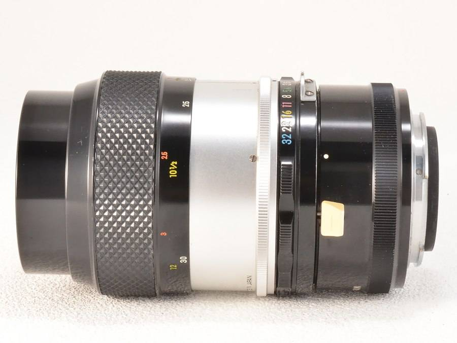 Nikon (ニコン) Micro-NIKKOR-P 55mm F3.5 /M2 Ring