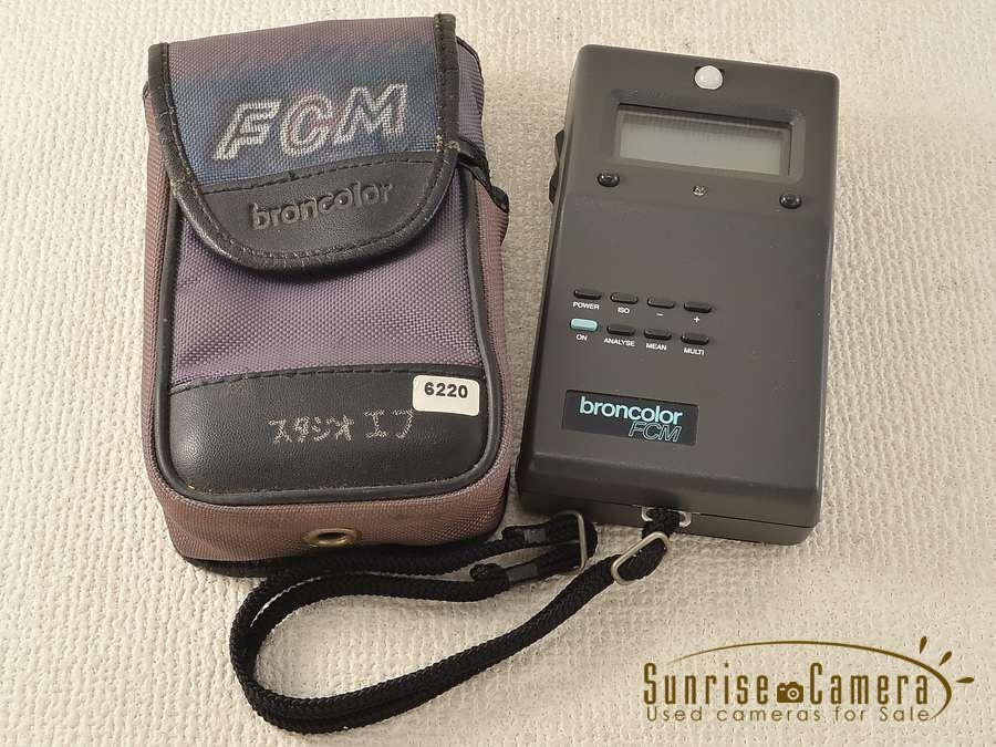 FCM Light Meter