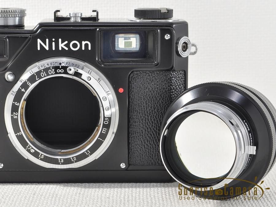Nikon (ニコン) S3 olympic /NIKKOR S 50mm F1.4