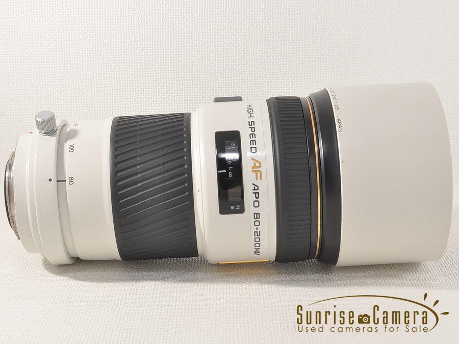 AF APO TELE 80-200mm F2.8 G HIGHSPEED SONY マウント用