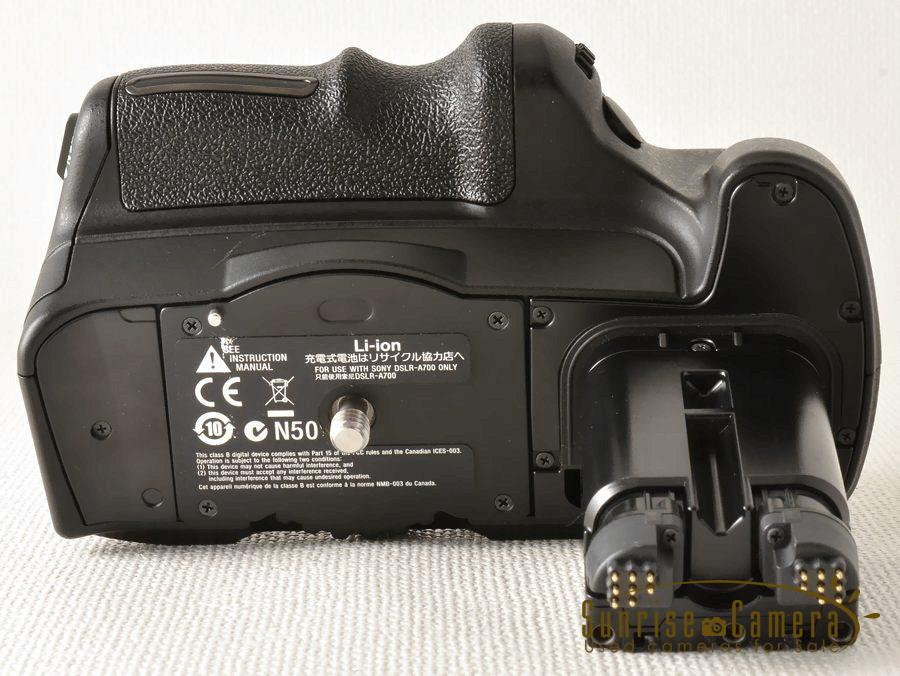 SONY (ソニー) Vertical Grip VG-C70AM