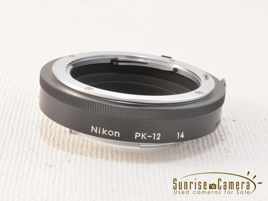 Nikon (ニコン) PK-12 AUTO EXTENSION RING