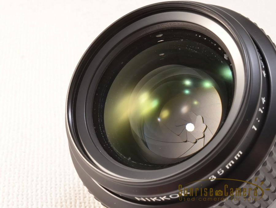 Nikon (ニコン) Ai-s NIKKOR 35mm F1.4