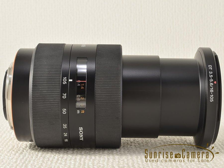 SONY (ソニー) 16-105mm F3.5-5.6 DT SAL16105