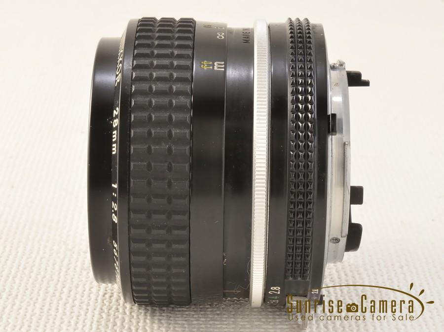 Nikon (ニコン) Ai NIKKOR 28mm F2.8