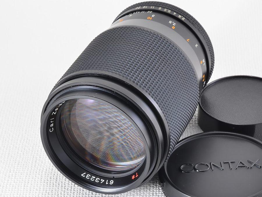 CONTAX (コンタックス) Carl Zeiss Sonnar T* 135mm F2.8 AEJ 商品詳細