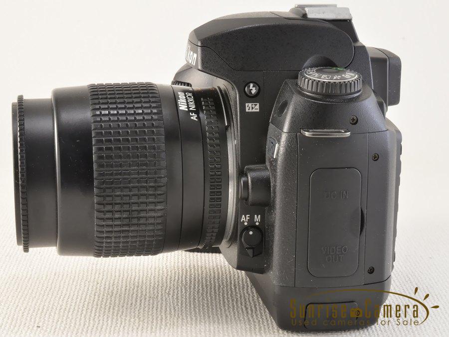 D70 F 35-80mm レンズキット