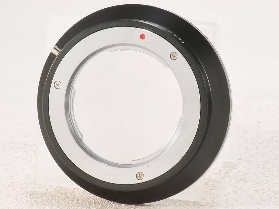 Pro マウントアダプター Minolta MD- Fujifilm GFX