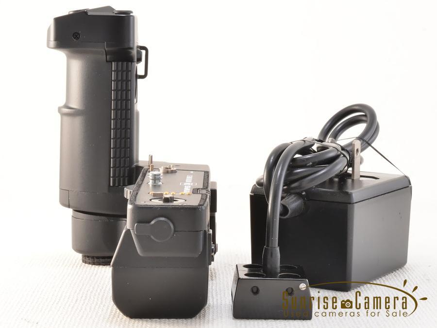 Motor drive 2 control pack & Ni-Cd チャージャー セット 希少セット