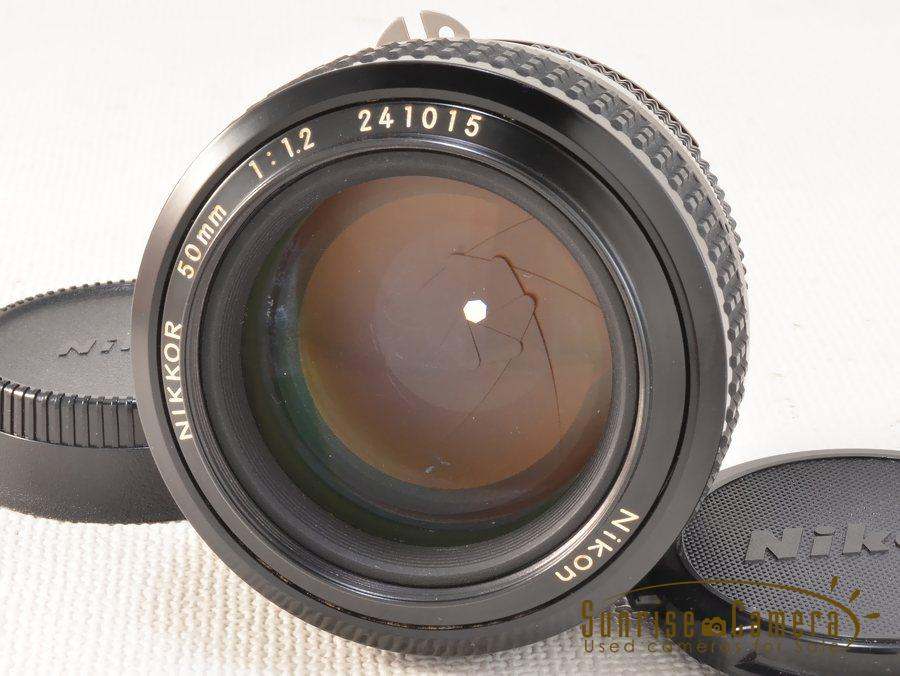 Nikon (ニコン) Ai-s NIKKOR 50mm F1.2  (13727)
