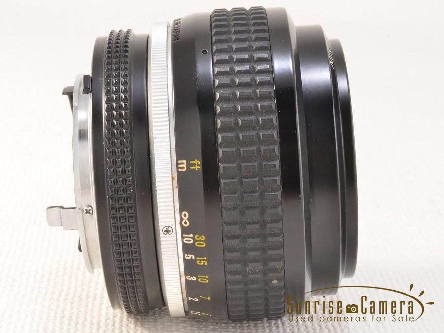Nikon (ニコン) Ai-s NIKKOR 50mm F1.2