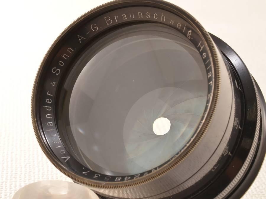 Heliar 21cm F4.5