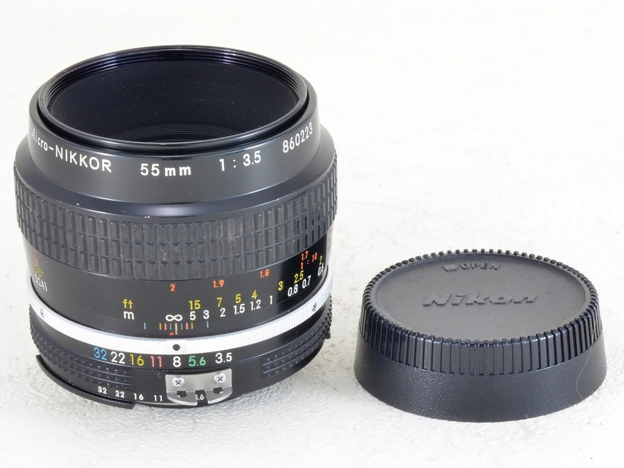 Nikon (ニコン) Ai Micro NIKKOR 55mm F2.8