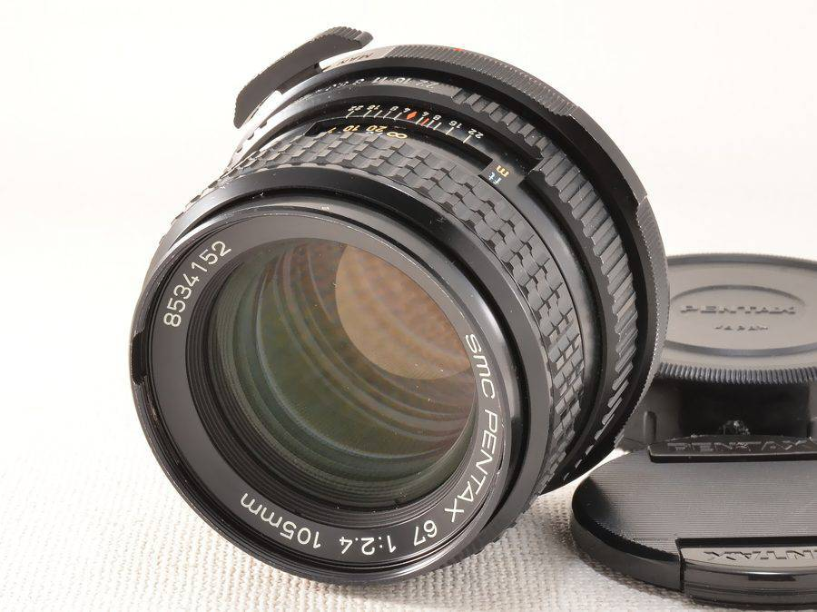 SMC 105mm F2.4 NEW 67用