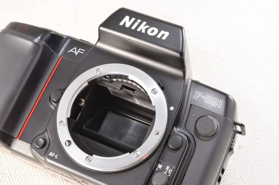 Nikon (ニコン) F-801 AF 35-70mm レンズセット