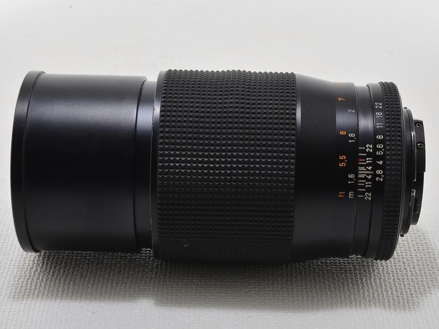 CONTAX Carl Zeiss T* Sonnar 135mm F2.8 AEJ   Sunrise Camera
