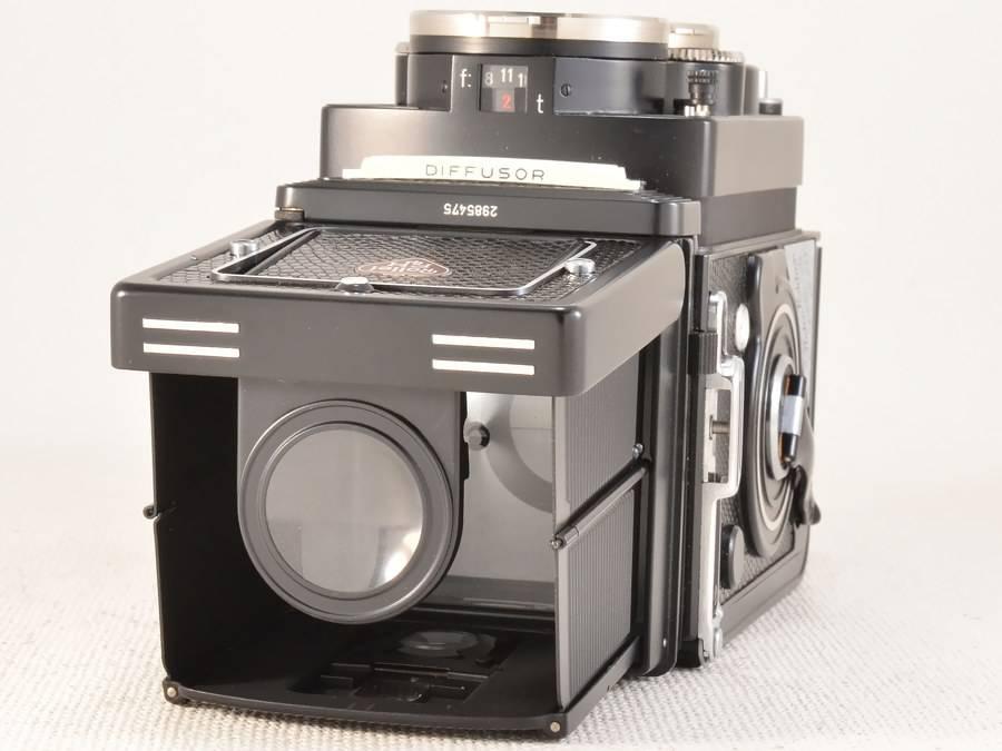 Rolleiflex 2.8F PLATIN EDITION