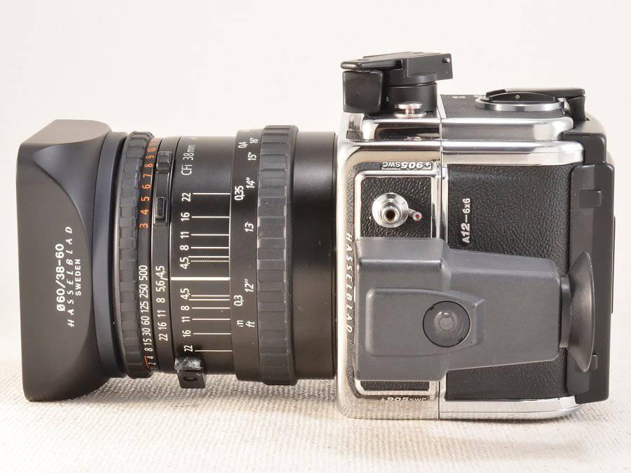 905SWC Biogon T* 38mm F4.5 A12