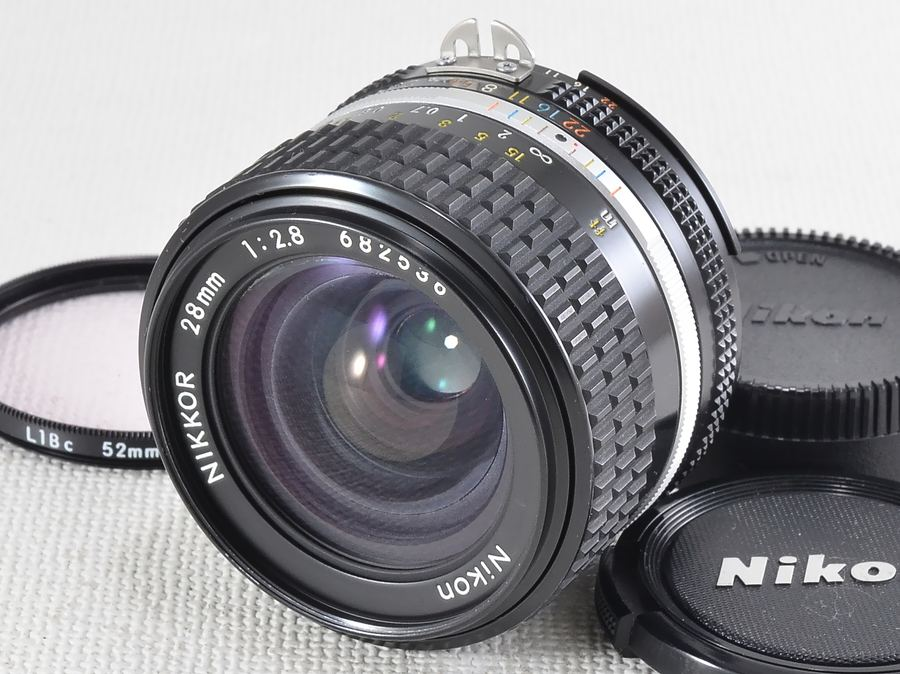 Nikon (ニコン) Ai-s NIKKOR 28mm F2.8