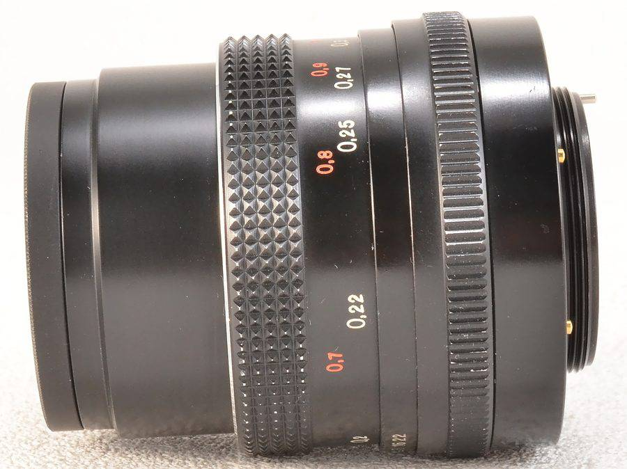 Carl Zeiss (カールツァイス)  electric MC FLEKTOGON 35mm F2.4 DDR 整備済